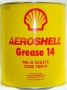AeroShell Greases 14 (6.6 Lb. Can)
