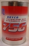 ROYCO© 756 Aircraft Hydraulic Fluid, MIL-H-5606H (1 Quart)